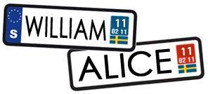 Wiliam och Alice